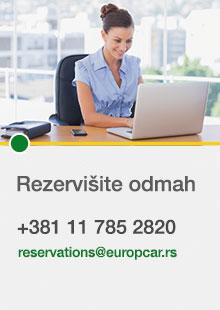 Rent A Car Belgrade Airport